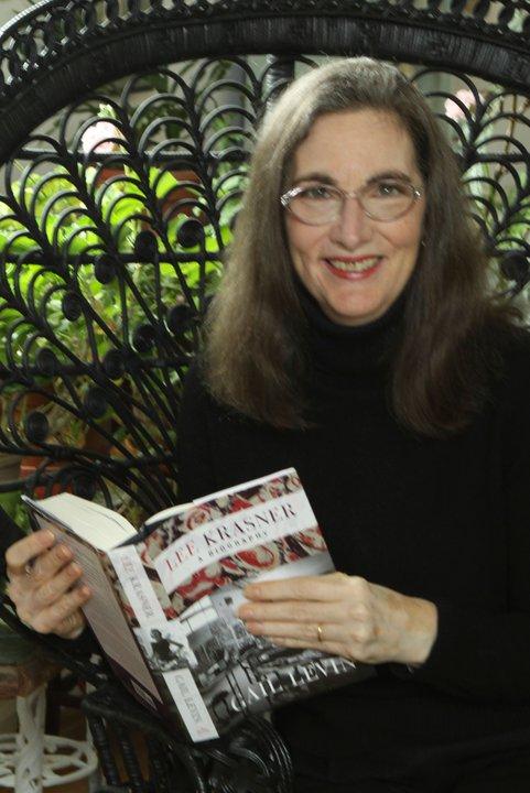 Gail-Levin-Lee-Krasner-Book